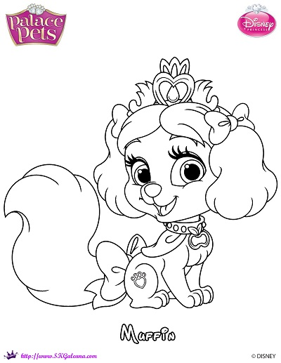 disney pets coloring pages - photo#2