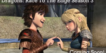 Dragons race to the edge coming soon