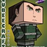 ATLOK - Kuvira Cubeecraft by SKGaleana 3D