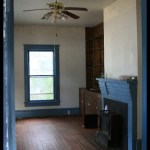 Living Room {before and after}