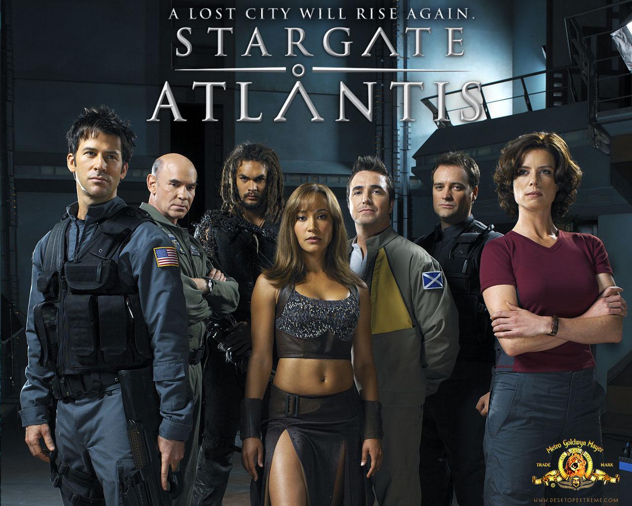 Return to the Stargate