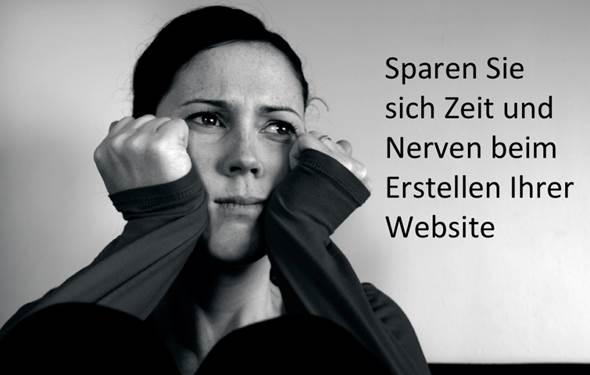Homepage Baukasten Vergleich