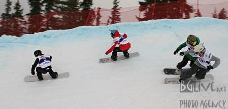 Алекс Иванов води в последната серия при мъжете. Снимка: Емил Ковачев/Borosport