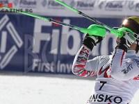 Марсел Хиршер след победата си в Банско. Снимка: BGLive