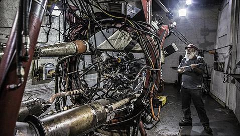 Двигателите преминават сериозни тестове