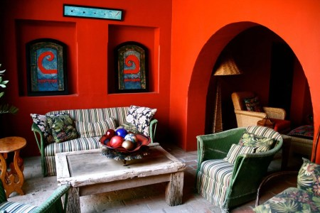 mexican interior design inspiration photos from hotel