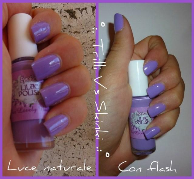 Lilac Polish Eyeko