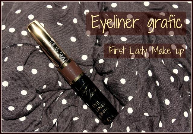First Lady Eyeliner grafic