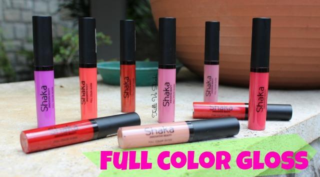 Full color gloss