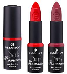 Dark Romance essence lipstick