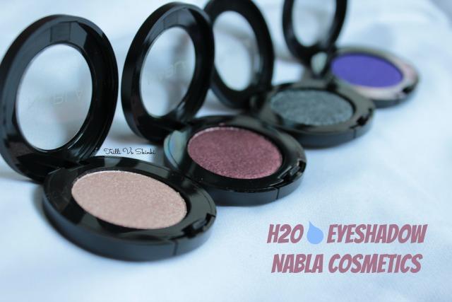 h2o eyeshadow