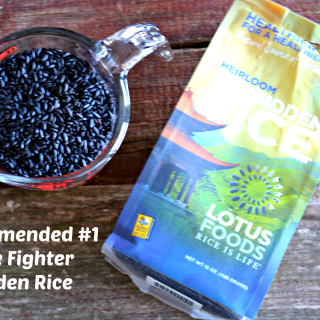 Dr. Oz Recommended Fatigue Fighter Forbidden Rice