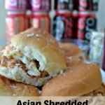 Asian Chicken Sliders