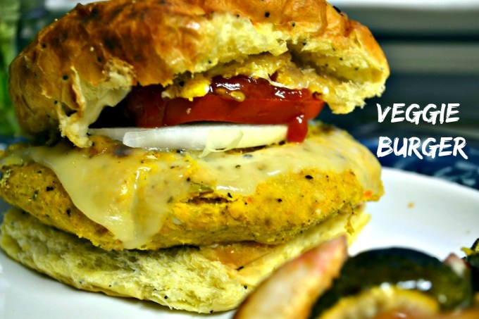 Veggy-Burger
