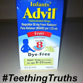 Advils Teething Truths
