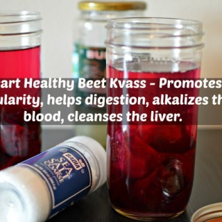 Heart Healthy Benefits of Beet Kvass