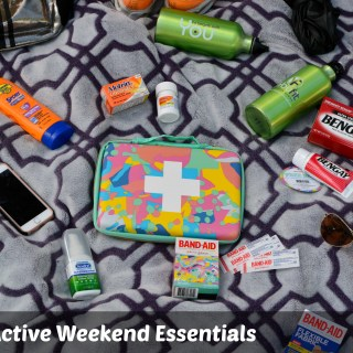 An Active Weekends Essentials