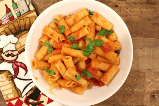 simple-rigatoni-with-light-tomato-sauce