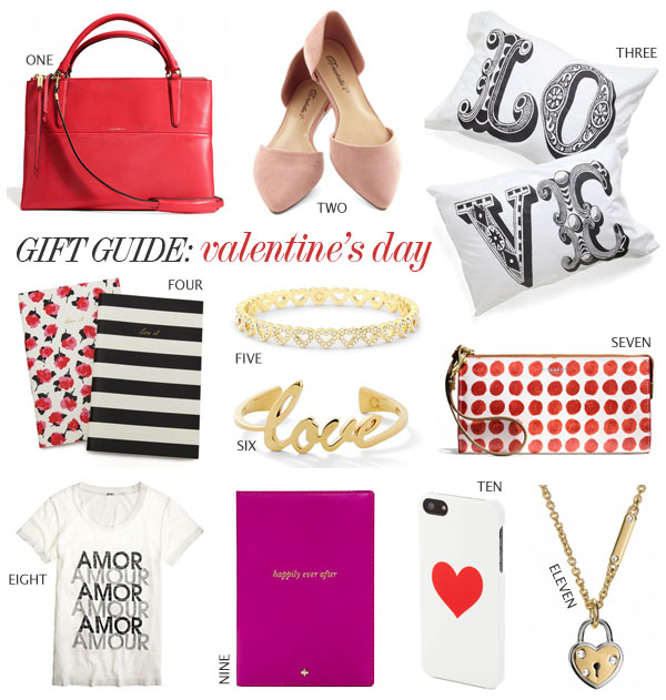 Valentine's Day 2014 Gift Guide