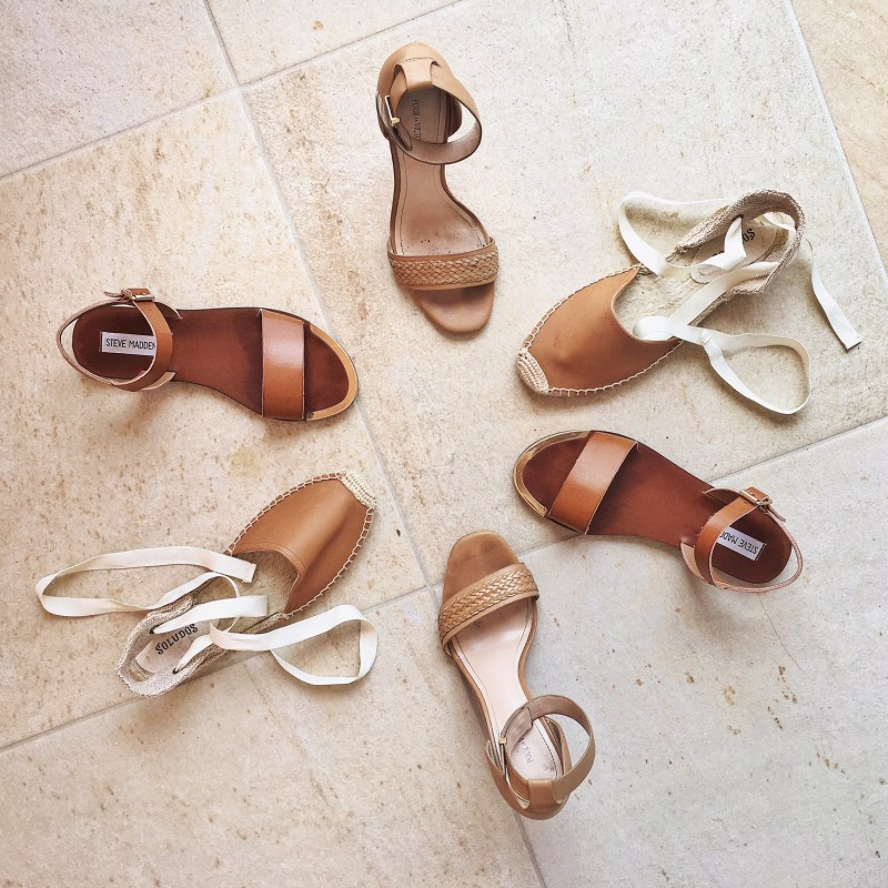 Skirt The Rules / Must Have Summer Sandals