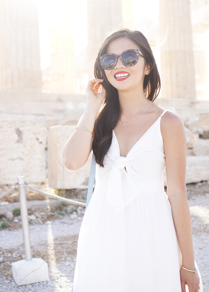 Little White Dress for Summer 2016