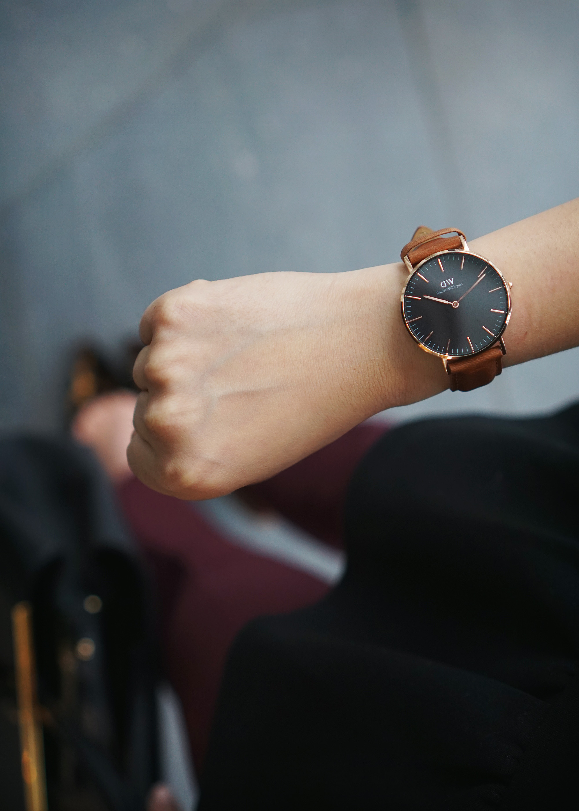 Skirt The Rules / The Best Watch for Work