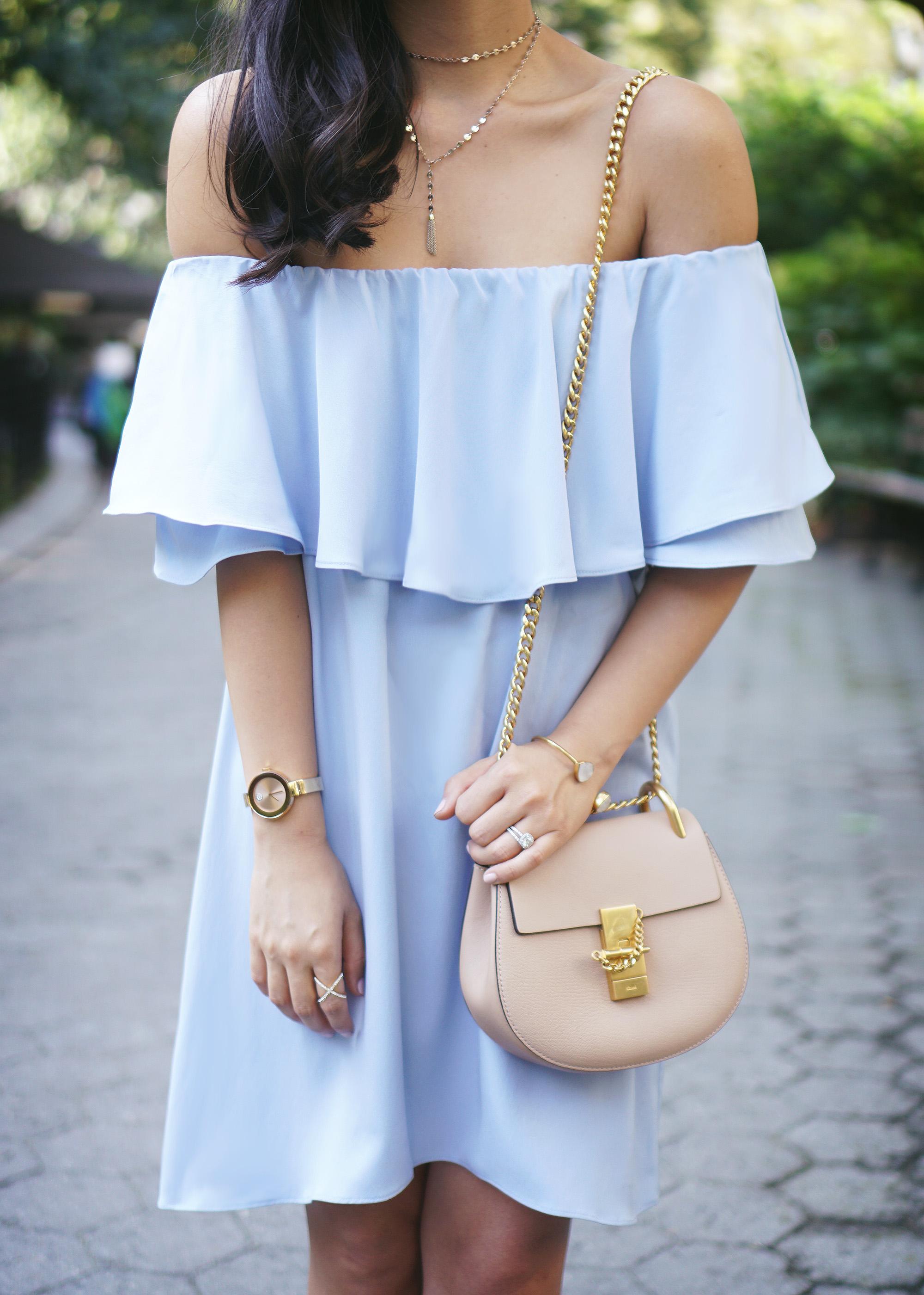Chloe Mini Dress Crossbody Bag