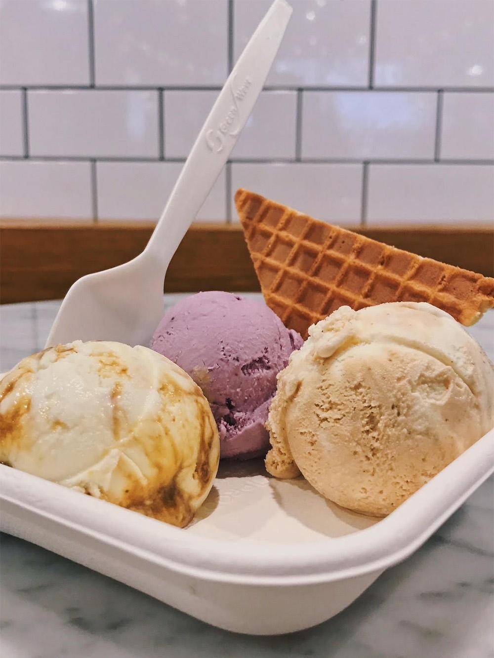 Creative Flavored Ice Creams at Jeni's Splendid Ice Cream