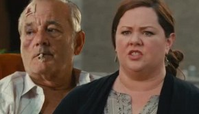 "Bill Murray and Melissa McCarthy in ""St. Vincent"""