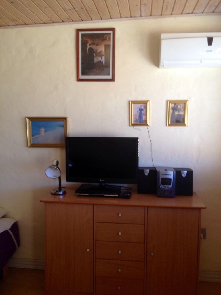 Tv i stuen