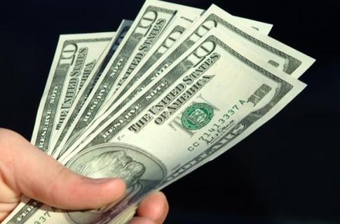 доллар падает