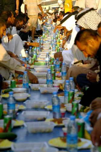 Рамадан мусульмане