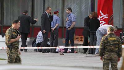 Взрыв на Войковской, обнародовано видео происшествия у московского метро