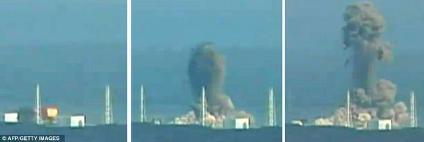 взрыв на АЭС