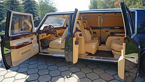 автомобиль для Путина
