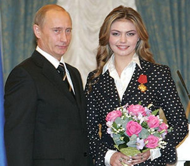 Путин Кабаева