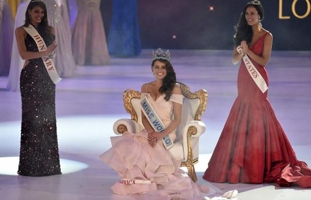 Мисс мира-2014 ЮАР Ролин Стросс