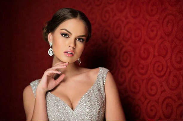 владислава евтушенко мисс вселенная россия