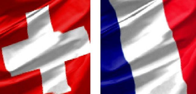Швейцария — Франция