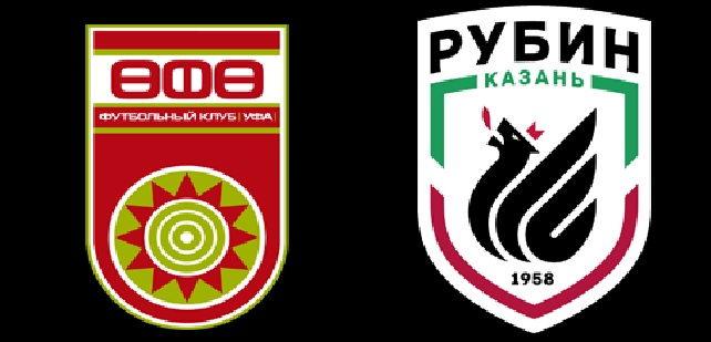 В чемпионате России по футболу «Уфа» проиграла казанскому «Рубину»