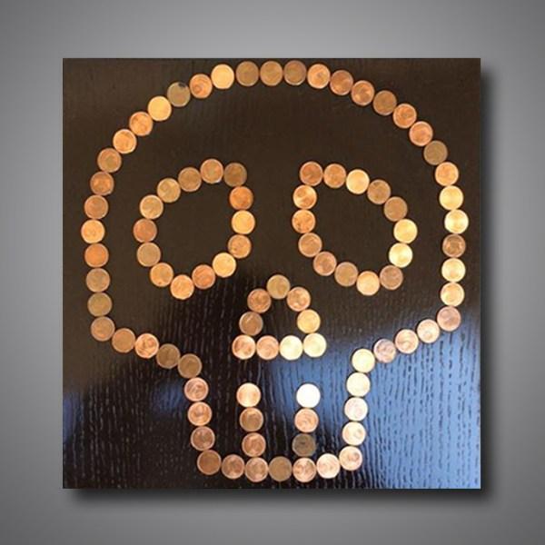 Images Produits - MoneyPixelSkull