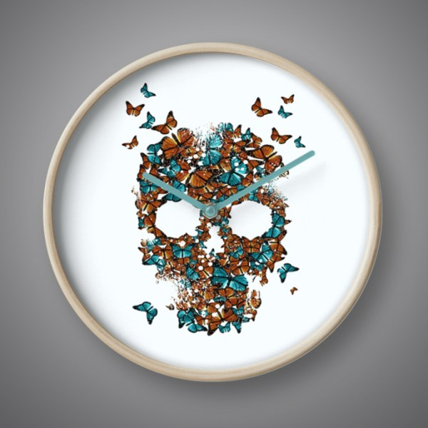 Images Produits - Horloge-Butterfly effekt