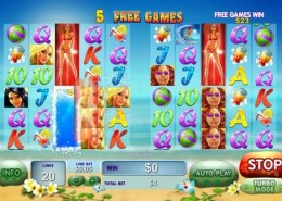 SKY3888_slotgame_sunset beach