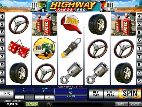 Highway Kings Pro Slots - Play Free Casino Slot Games