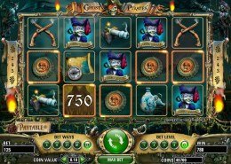 m.sky3888 Ghost Pirates Slot the Horrifying Voyage