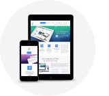 Responsive & Mobile Ready