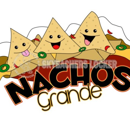 Nachos Grande - Skybacher's Locker