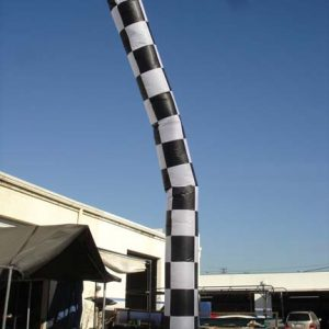20' Checkerboard tube