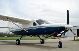 2 Cessna Caravans - Holds 15