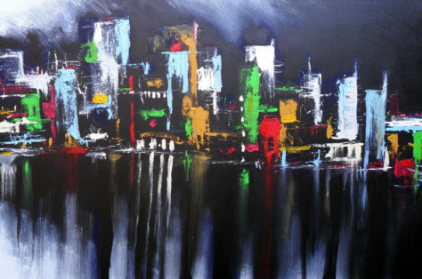 Night in the City - Skye Taylor